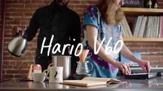 How to Brew Coffee in a Hario V60