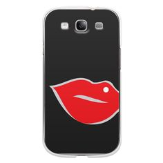 Samsung Galaxy S3 Red Lips Case