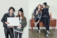 남주혁 이성경 :: 폴햄모델 + 치즈인더트랩 캐스팅됬네요(+ 폴햄 가을신상품 후기) 안녕하세요 김똘똘이에... Korean Actresses, Asian Actors, Korean Actors, Swag Couples, Couples In Love, One Yg, Nam Joo Hyuk Lee Sung Kyung, Joon Hyung, Kim Book