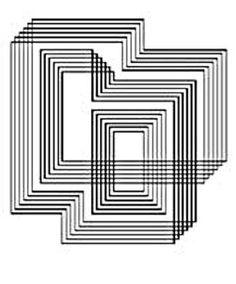 Josef Albers Concentric Squares