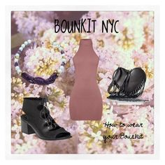 How to wear your Bounkit by bounkitnyc on Polyvore featuring 275 Central and Rebecca Minkoff