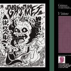 Grimes – Visions