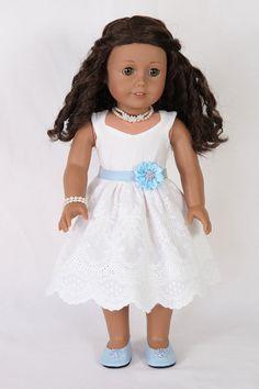 American Girl Doll Clothes Modern Romantic by ModernDollWorld