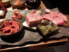 -弘- in Kyoto 焼肉 今宵の盛り合わせ