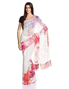 Satyapaul Saree With Blouse Piece (RD8664_04_White_Free size ) Satya Paul http://www.amazon.in/dp/B00X6ULVFY/ref=cm_sw_r_pi_dp_dHCZvb15FXPNJ