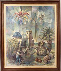 Alegoría de Elche.