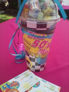 50 Candy Cup Centrpc