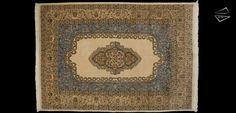 Persian Tabriz Carpet 7′ 6″ X 10′ 0″