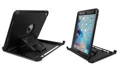 OtterBox Defender Series 9.7-Inch iPad Pro Case with Apple Pencil Holder