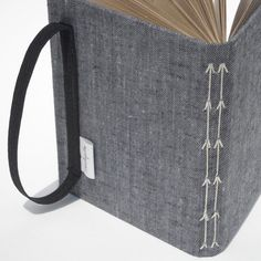 Denim and Cork Weekly Planner by RockpileBindery on Etsy, $ 29.00