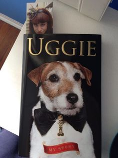 I loved The Artist & especially little Uggie so when I heard he had a book out, I had to read it. A fun read about the life of a dog actor who will no doubt steal your heart like he did on the big screen. 2 paws up!