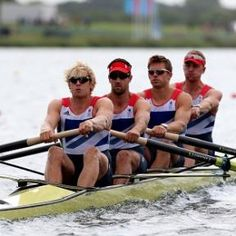 Andrew Triggs Hodge, Tom James, Pete Reed and Alex Gregory beat Australia to gold. Congratulations
