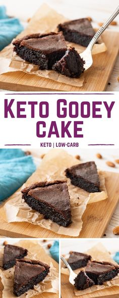 Keto Kladdkaka No, that is not a typo. It is rather one of Sweden's most popular cakes. Kladdkaka is Sweedish for sticky cake. A Low carb and keto Cake that makes for a delicious healthy dessert. Who doesn't love an easy dessert recipe? Keto Desserts, Keto Snacks, Dessert Recipes, Holiday Desserts, Keto Friendly Desserts, Recipes Dinner, Easy Keto Dessert, Stevia Desserts, Atkins Desserts