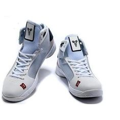 http://www.asneakers4u.com/ Nike Kobe Olympic Edition IV White/Blue Sale Price: $66.10