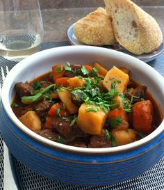 My recipe for a great Irish Stew which I make every year to celebrate St. Patricks Day.