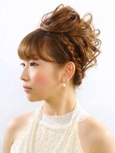 アネーラ(ANERA)【ANERA】結婚式にオススメのフルアップスタイル