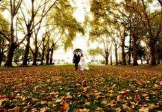 Особенности осенней свадьбы