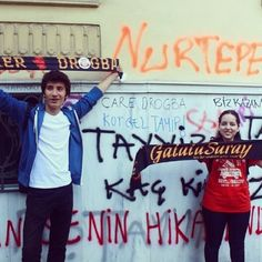 And young people. #OccupyGezi