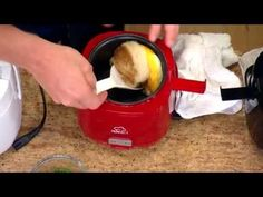 Egg Muffin in the Perfect Cooker - YouTube