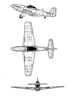 North American P51