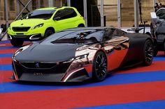 Peugeot Onyx Supercar Concept | por 1GrandPooBah