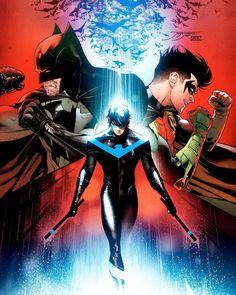 (disambiguation) Batman is a fictional superhero appearing in comic books published by DC Comics. Batman may also refer to : Batman Poster, Batman Art, Batman Robin, Gotham Batman, Dick Grayson Batman, Robin Superhero, Batgirl, Batwoman, Arte Dc Comics