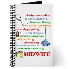 Midwife/ Job Description Journal