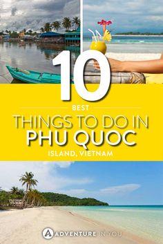 Phu Quoc Island | Pl