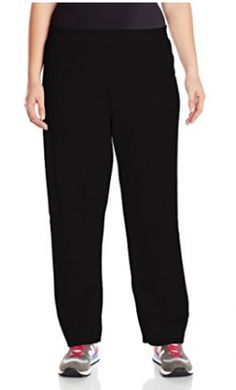 Women's Active Pants - Just My Size Women's Plus-Size Fleece Sweatpant at Women's Clothing store: Clothing For Tall Women, Pants For Women, Clothes For Women, Plus Size Joggers, Leggings Depot, Just My Size, We Are The World, Plus Dresses, Outdoor Outfit