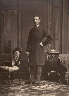 Prince Imperial Napoleon Eugene, killed in Zululand war in 1879.