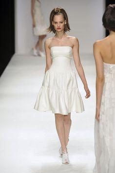 Jasper Conran at London Fashion Week Spring 2010