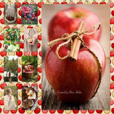 Apple cottage...by Silvia Hokke