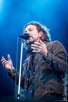 Pearl Jam @ MainSquare festival 2012 by jeje62, via Flickr