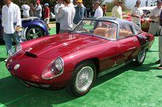 1956 Alfa Romeo 3000 CM Superflow IV Pininfarina