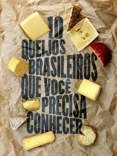 10 queijos brasileiros que você precisa conhecer