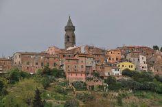 Peccioli's panorama