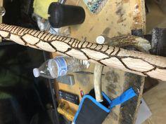 Cane Stick, Handmade, Hand Made, Handarbeit