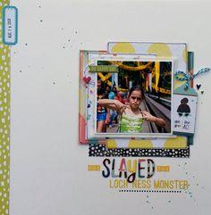She+Slayed+the+Loch+Ness+Monster+*Cocoa+Daisy* - Scrapbook.com
