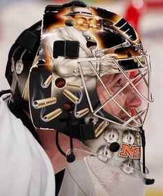 NHL Goalie Masks By Team | NHL-Stuff » NHL Goalie Masks