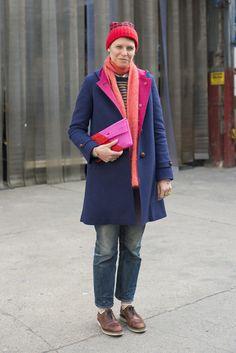 gotta admit - this is how I really dress ///Elisa Nalin