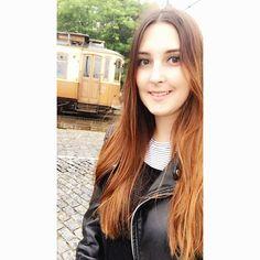Obrigado Porto  #portugal #vacation #travel #wanderlust #porto #oporto #douro #northportugal #tram #summer #sunshine #thegoodlife #enjoy #life #brownie #smile #happy #girl #love #goodtimes #friends #citytrip #weekend #friday #selfie #me by chrissiliii_