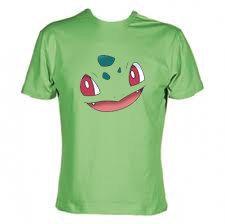Pokemon Pocket Monster Green Bulbasaur Shirt by StirTheatreTshirts, $16.00