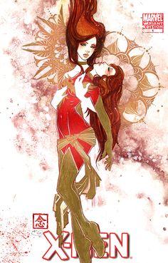 dark phoenix :: I KNOW YOU. by iscariotic on deviantART
