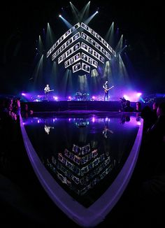MUSE - Panic Station stage 2012
