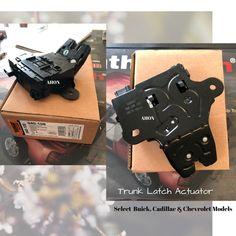Trunk Latch Actuator by Dorman #940-108 #trunklatch #dorman #buick #cadillac #chevrolet #ats #cts #elr #xts #autoparts #ahonautoparts #allure #cascada #lacrosse #regal #Verano #Camaro #corvette #Cruze #Impala #Malibu #Sonic #ahonautoparts #autoparts #toronto