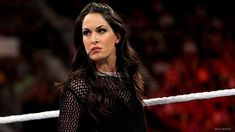 Stephanie McMahon brings out Daniel Bryan's physical therapist, Megan Miller, for a shocking confession that Stephanie claims affects her SummerSlam opponent (and Daniel Bryan's wife), Brie Bella. Stephanie Mcmahon, Brie Bella, Nikki Bella, Daniel Bryan Wwe, Bella Sisters, Megan Miller, Rosa Mendes, Raw Women's Champion, Charlotte Flair