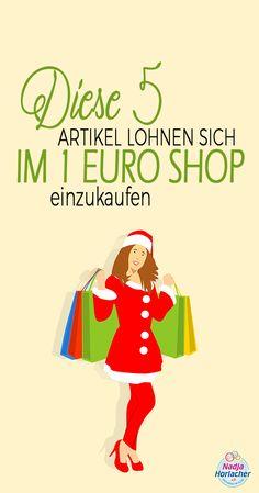 Diese 5 Artikel lohnen sich im 1 Euro Shop einzukaufen https://nadjahorlacher.ch/diese-5-artikel-lohnen-sich-im-1-euro-shop-einzukaufen/ #geldsparen #sparen #1euro #shop #lohnt