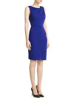 MANGO - ARTIKEL - Kleider - Drapiertes Kleid