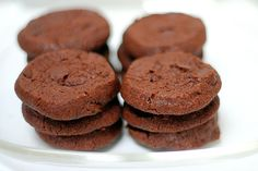 World Peace Cookies! These are truly the BEST chocolate cookies ever! Recommended by a Pastry Chef friend.  A quality cocoa must be used for best results.
