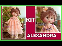 Fabric Doll Pattern, Fabric Dolls, Kit, Crochet Hats, Teddy Bear, Christmas Ornaments, Disney Princess, Holiday Decor, Disney Characters